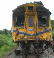 Link to40 foreigners Injured in Train Crash in Thailand