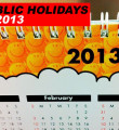 Link toPublic Holidays & Festivals for Thailand 2013