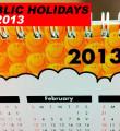 Link toPublic Holidays & Festivals for Thailand 2013