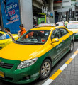 Link toTaxi Drivers in Bangkok
