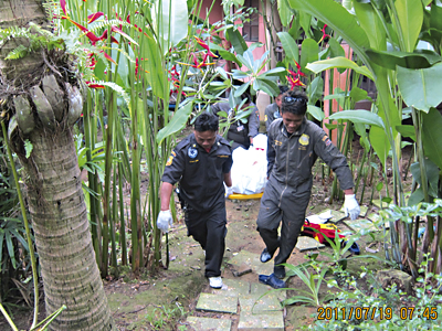 Danish man dies at Kamala Hotel Resort in Phuket Thailand