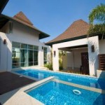 Jasmina Pool Villa at Na Jomtien Luxury Hotels in Pattaya