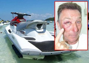 Jet Ski Scam - Things Thai People Invented