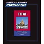 Pimsleur Learn Thai Language Audio CD