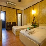 Rux Thai Guest House cheap hotel with free wifi