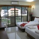 Sabai Inn Patong Phuket cheap hotel with free wifi