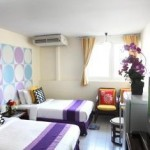 Sawasdee Sukhumvit Inn Hotel cheap hotel with free wifi