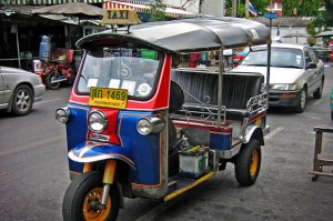 Tuk Tuk - Things Thai People Invented