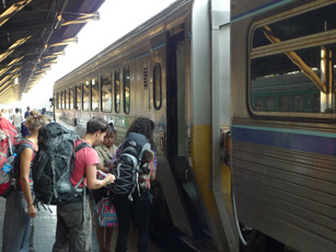 Getting to Hua Hin From Bangkok By Train