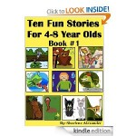 10 fun stories for 4 to 8 year olds