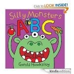 silly monster abc childrens books