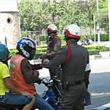 Police Checkpoints in Chiang Mai