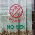 No sex at a massage shop
