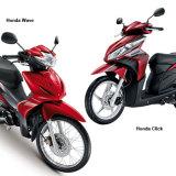 Honda Click and Honda Wave