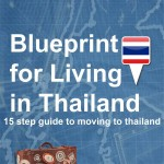 Blueprint for living in Thailand