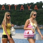 Russians in Pattaya