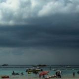 clouds in pattaya