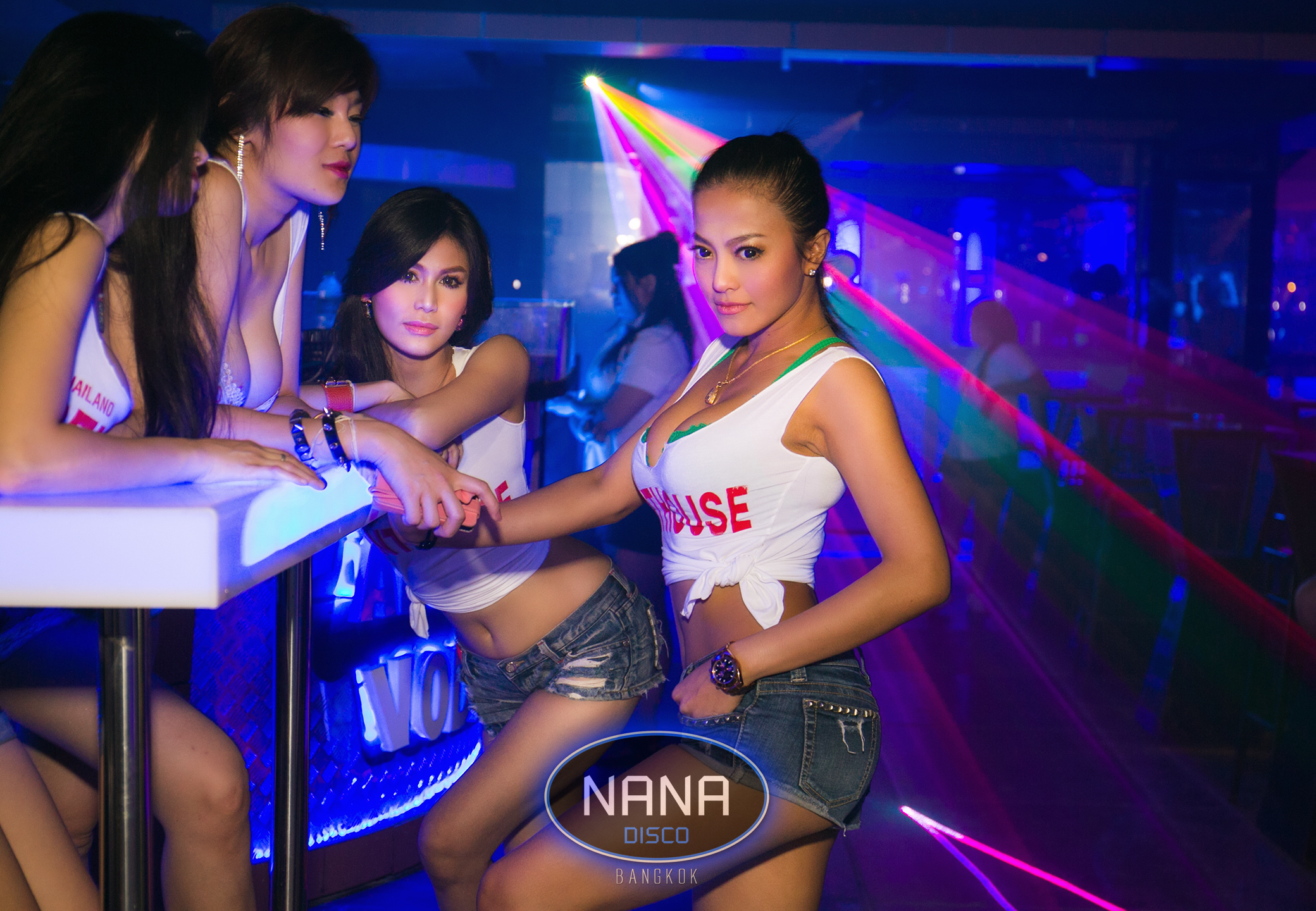 Bangkok bisexual clubs