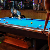 Playing Pool Sukhumvit Soi 22