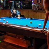 Playing Pool Sukhumvit Soi 22