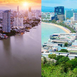bangkok vs pattaya for girls